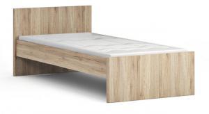 Jednolôžková posteľ 90 cm BRW Possi LOZ/90