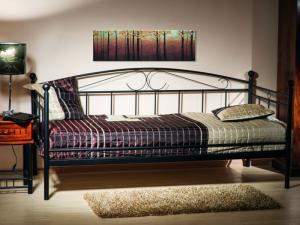 Jednolôžková posteľ 90 cm Ankara (s roštom)