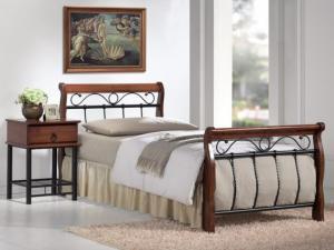Jednolôžková posteľ 90 cm - Signal - Venecja A (s roštom). Doprava ZDARMA. Sme autorizovaný predajca Signal.