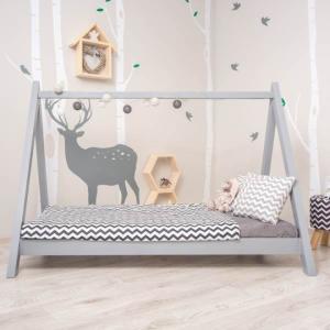 Jednolôžková posteľ 90 cm Grosi