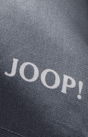 JOOP! Sada posteľnej bielizne JOOP! Cornflower STRIPES 70 x 90 cm a 140 x 200 cm, vínová
