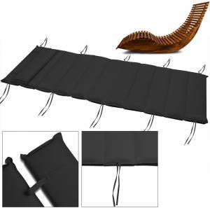 Jurhan & Co.KG Germany Detex® - elastická podložka na lehátko do sauny - 7cm hrubá, antracit