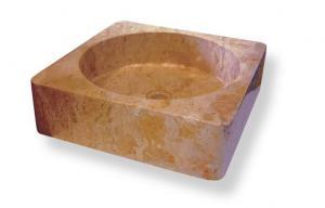 Kamenné umývadlo Handwash Yellow