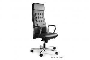 Kancelárska stolička Alarice koža