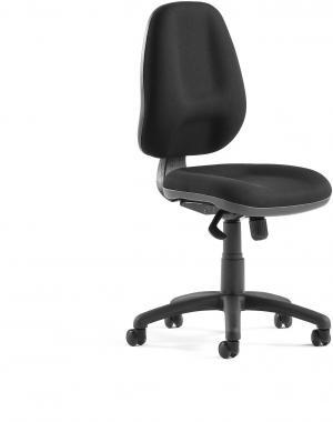 Kancelárska stolička GRIMSBY, čierna