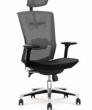 Kancelárska stolička - Halmar - Ambasador. Sme autorizovaný predajca Halmar.