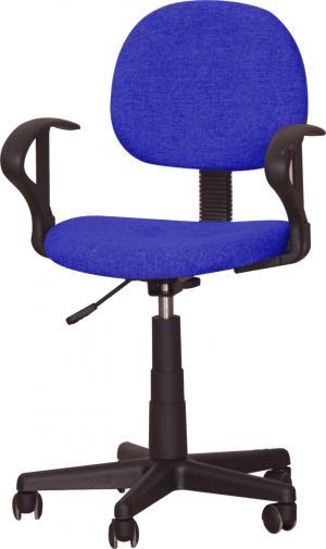Kancelárska stolička - Tempo Kondela - TC3-227 modrá. Sme autorizovaný predajca Tempo-Kondela.