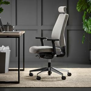 Kancelárska stolička WATFORD, béžová