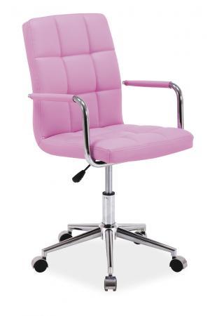 Kancelárske kreslo Q-022 (ružová)