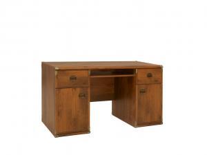Kancelársky stôl: indiana - jbiu 2d2s