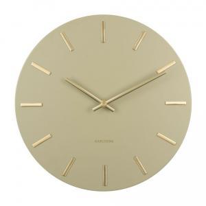 Karlsson 5821OG dizajnové nástenné hodiny, pr. 30 cm