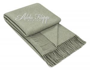 Kašmírová deka ANDORA Grey Grey UNI   140x200 cm