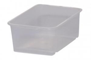 Keeeper Box úložný 4 l, plast, transparentný