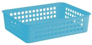 Keeeper Košík plastový, modrý