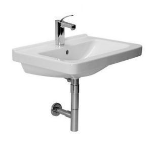 Keramické umývadlo CUBITO , biele 60 cm
