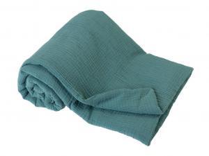 KL Mušelínová deka BabyMatex 100x75 Farba: Tmavomodrá