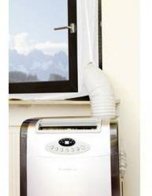 Klapka teplého vzduchu Klima1stKlaas 5752, biela