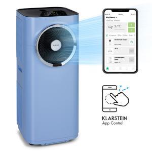 Klarstein Kraftwerk Smart 10K, klimatizácia, 3 v 1, 10 000 BTU, ovládanie cez aplikáciu, diaľkový ovládač