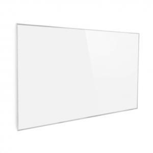 Klarstein Wonderwall 96, infrapanel, infračervený výhrevný panel, 80 x 120 cm, 960 W, týždňový časovač, IP24, biely