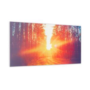 Klarstein Wonderwall Air Art Infinite, infračervený ohrievač, obraz, 120 x 60 cm, 720 W, na stenu, diaľkový ovládač