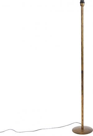 Klasická stojaca lampa zlatá bez tienidla - Simplo