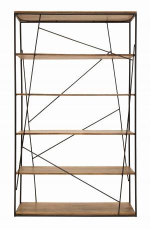 Knižnica TOM TAILOR – 120 × 40 × 200 cm