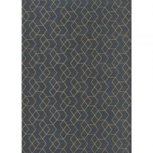 Koberec Carpet Decor CUBE golden