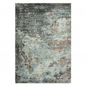 Koberec Carpet Decor Handmade SINTRA, modrozelený
