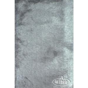 Koberec LOVE Shaggy strieborný, od 60x110cm