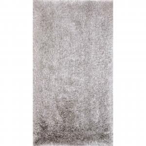 Koberec Shaggy Macho strieborný Lurex, od 60x100cm