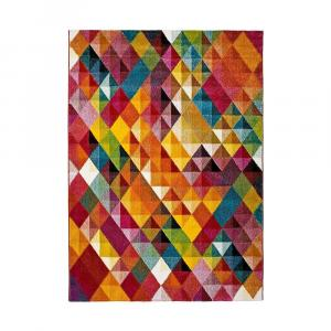 Koberec Universal Belis Triangles, 120 × 170 cm