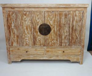 Komoda TROPIC 3 z teakového dreva