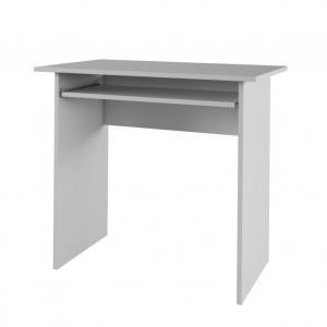 KONDELA Verner New pc stolík biela