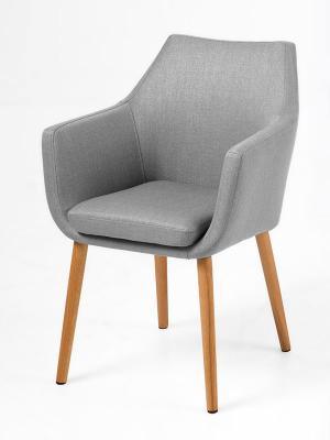 Konferenčná / jedálenská stolička s podrúčkami Marte B