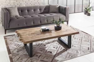 Konferenčný stolík CROCO – 130 × 70 × 40 cm