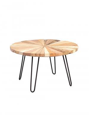 Konferenčný stolík okrúhly Sunny, 80 cm