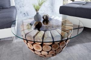 Konferenčný stolík Pure Nature 70cm - podnož