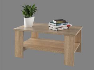 Konferenčný stolík - Tempo Kondela - Bernardo (dub sonoma). Sme autorizovaný predajca Tempo-Kondela.