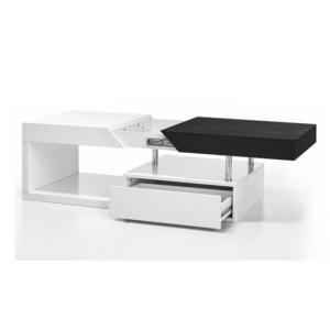 Konferenčný stolík Melida (čierna)