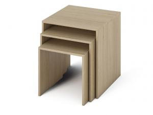Konferenčný stolík Sipani (dub sonoma)