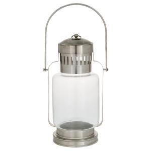 Kovová lampáš Helene II - 20*14*33 cm