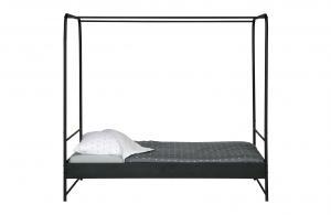 Kovová posteľ Bunk – 120 × 200 cm