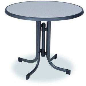 Kovový stôl PIZZARA ø 85 cm