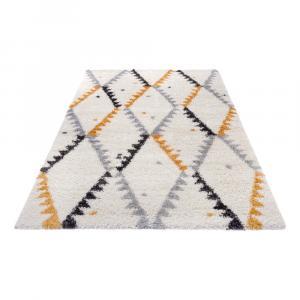 Krémovo-oranžový koberec Mint Rugs Lark, 160 x 230 cm