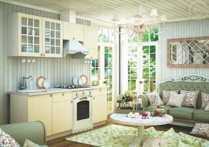 Kuchyňa 210 cm Provence