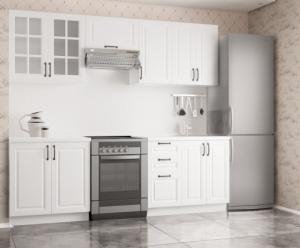 Kuchynská linka Michelle 240 cm (biela)
