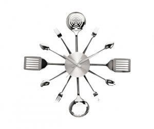 Kuchynské hodiny Utensils, 58cm