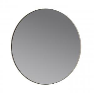 Kulaté závěsné zrcadlo, 80 cm, šedé BLOMUS