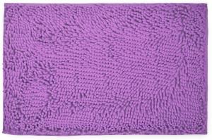 Kúpeľňová predložka svetle fialová