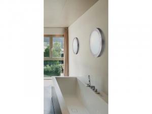 Kúpeľňové svietidlo AZZARDO UMBRA 18 hliník AZ1596